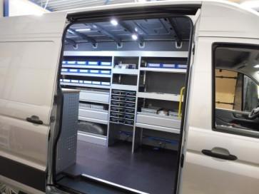 Handelsonderneming kiest voor servicewagen Infinity