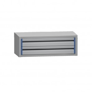 Aluminium ladekast ALLB1025-2A