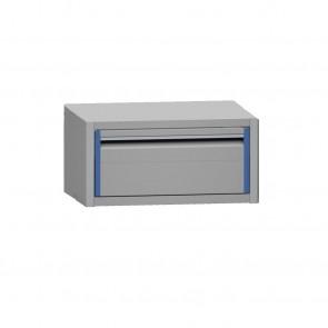 Aluminium ladekast ALLB525-1D