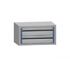 Aluminium ladekast ALLB525-2A
