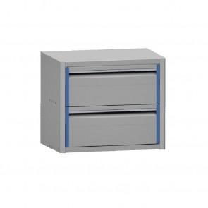 Aluminium ladekast ALLB525-2D