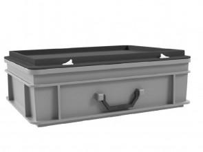 Kunststof koffer voor Pro Wood kasten