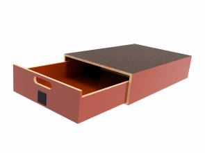 Pro-Wood multiplex verhoogde vloersysteem PWVV-L11