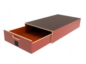 Pro-Wood multiplex verhoogde vloersysteem PWVV-L13