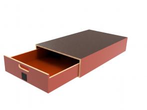 Pro-Wood multiplex verhoogde vloersysteem PWVV-L19