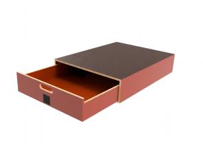 Pro-Wood multiplex verhoogde vloersysteem PWVV-L24