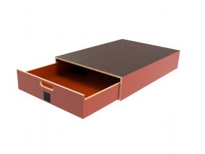 Pro-Wood multiplex verhoogde vloersysteem PWVV-L25