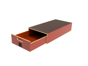 Pro-Wood multiplex verhoogde vloersysteem PWVV-L5