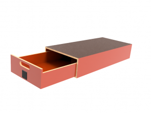 Pro-Wood multiplex verhoogde vloersysteem PWVV-L6