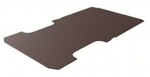 Antislip laadvloer, kleur bruin