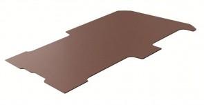 Laadvloer, multiplex, kleur bruin